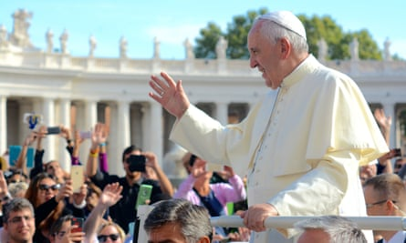 Pope Francis: Coming to a city near you?