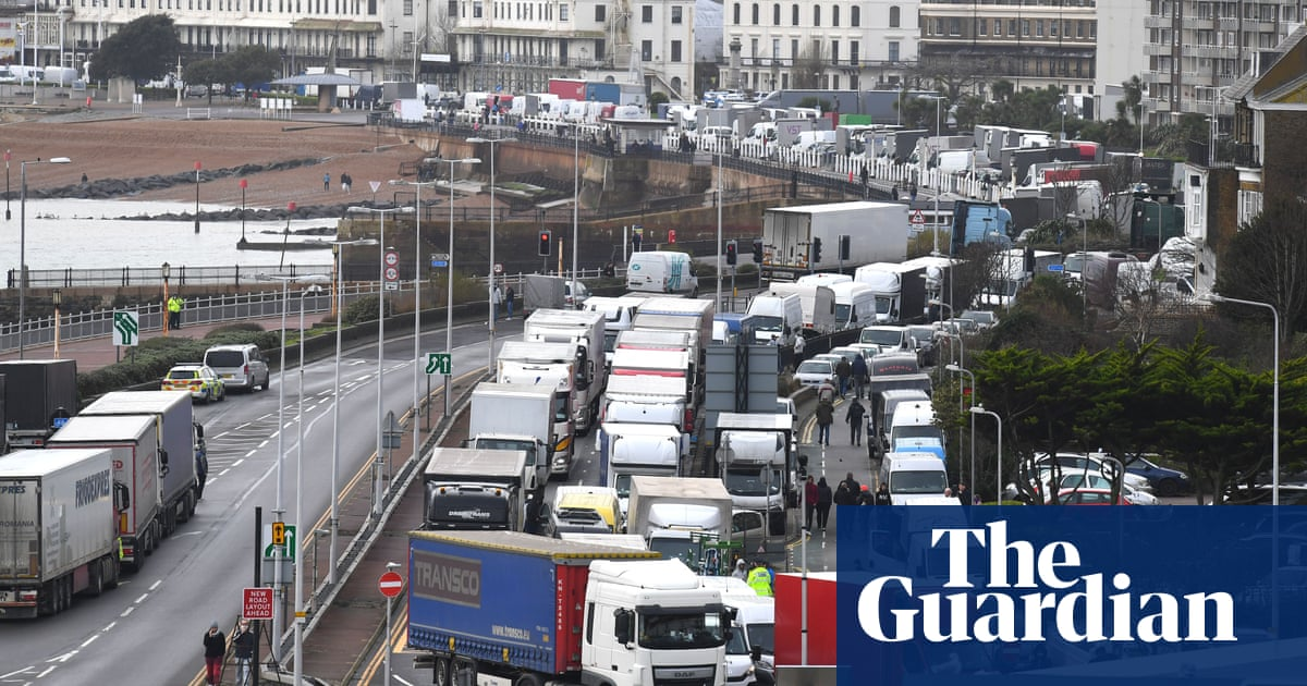 Emergency Brexit powers for lorry queues to be made permanent