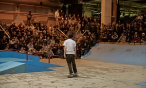 The Kenneli DIY skatepark now hosts a wide range of cultural events, from music festivals to skate jams to Trelogy, one of the biggest Nordic skateboarding events.