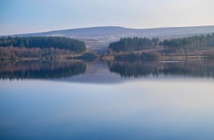 Still Waters at Langsett Reservoir in the Peak District Photograph: Carole Tidball/GuardianWitness