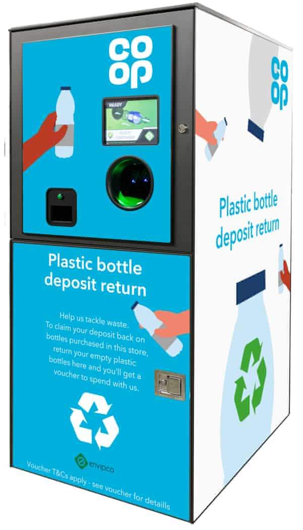 The Co-op – the first UK retailer to launch a deposit and return scheme trial with reverse vending machines – is reporting positive feedback.