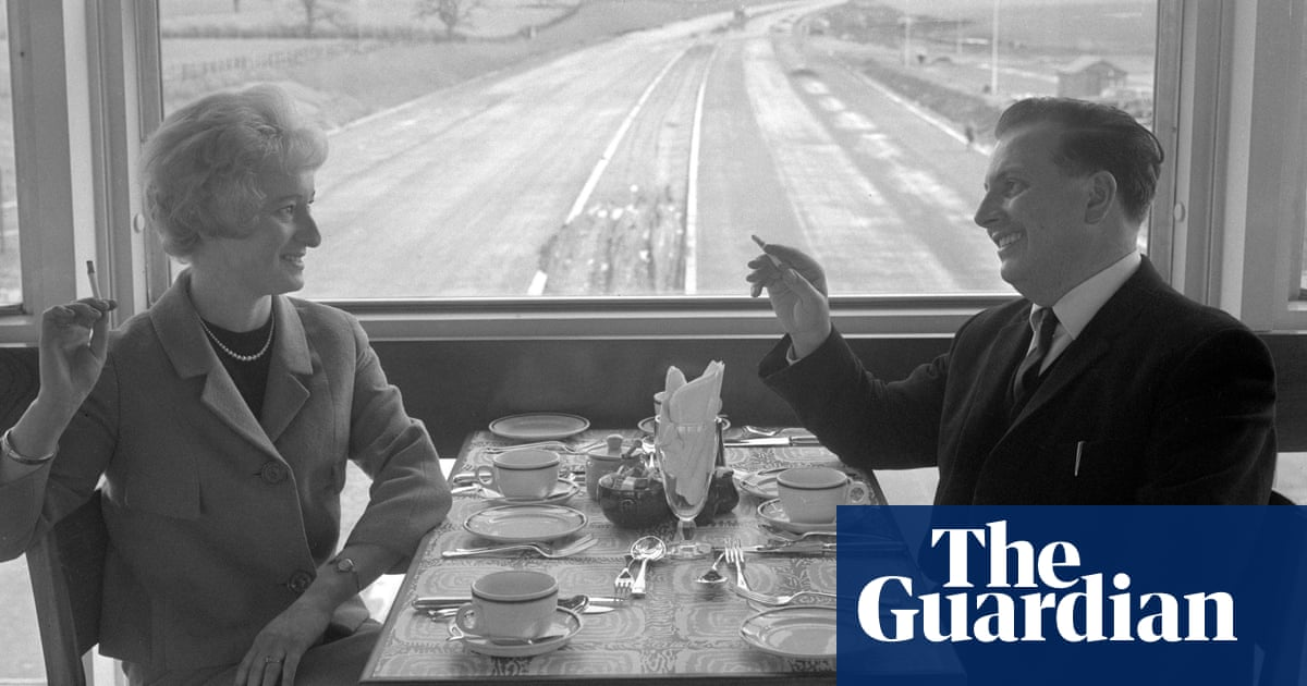 Motorway meals: how 60 years of the service station has