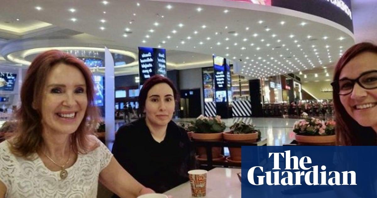 Instagram photo seems to show Princess Latifa in Dubai mall