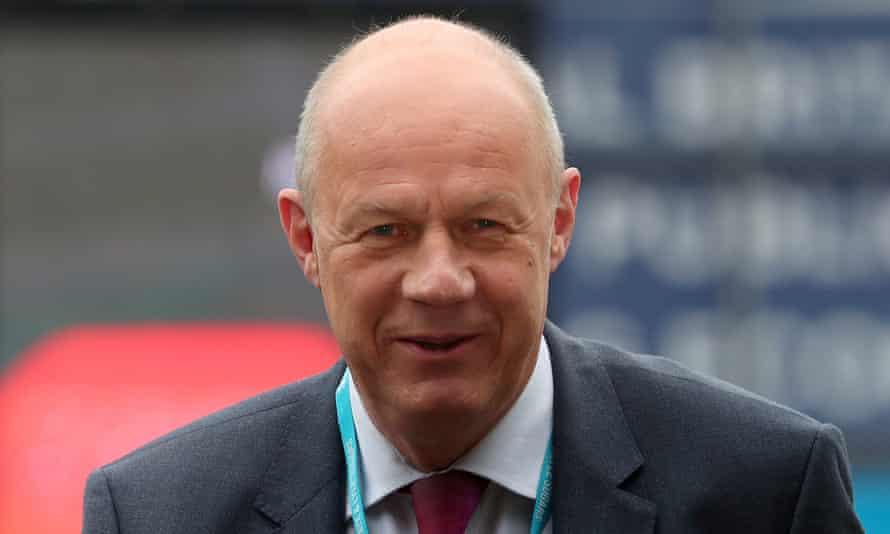 Deputy prime minister Damian Green.