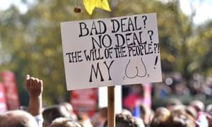 'Bad deal? No deal?'