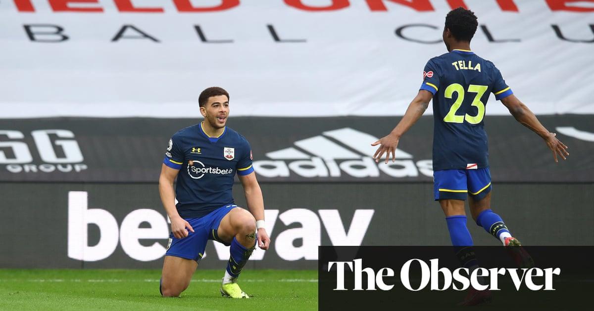 Che Adams helps Southampton end 10-match winless run at Sheffield United