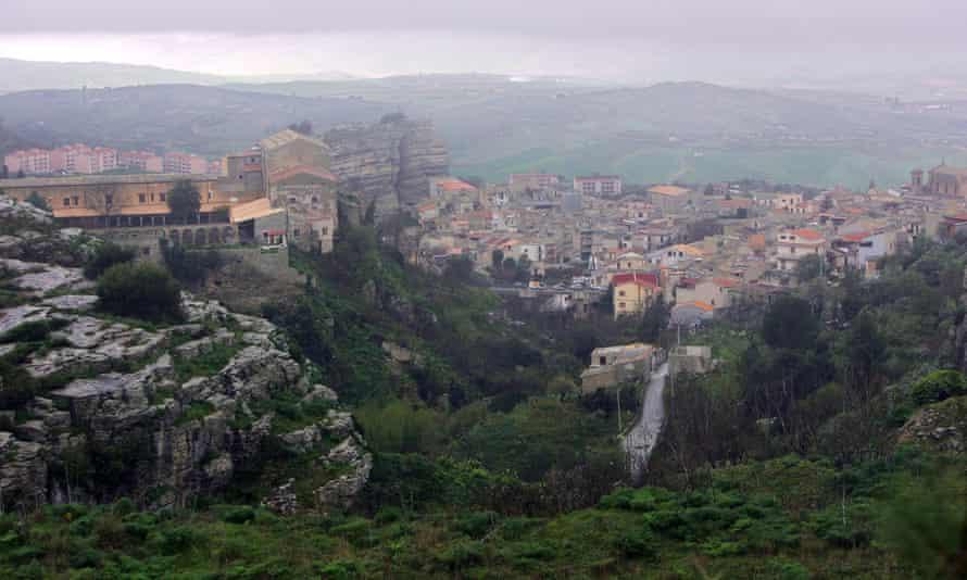 Corleone in Sicily.