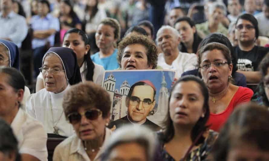 Archbishop Oscar Romero anniversary