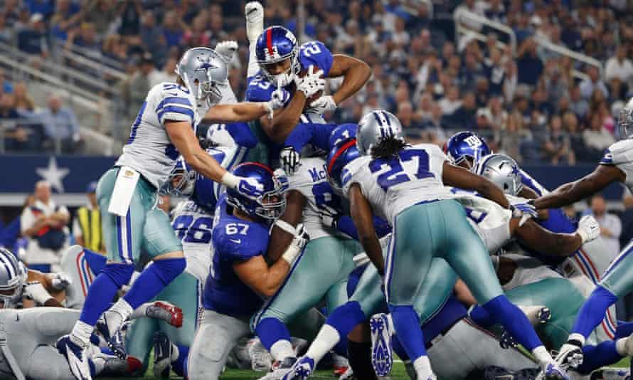 Giants-Cowboys