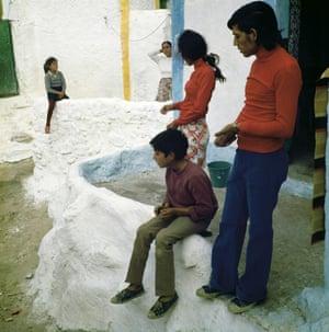 La Chanca, Almería, 1963