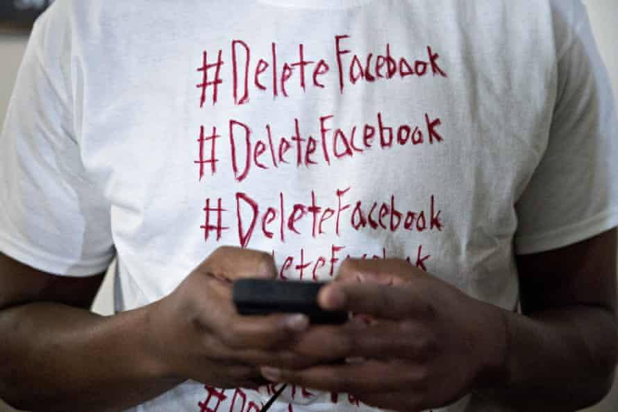 Facebook has faced a huge backlash over its data sharing practices.