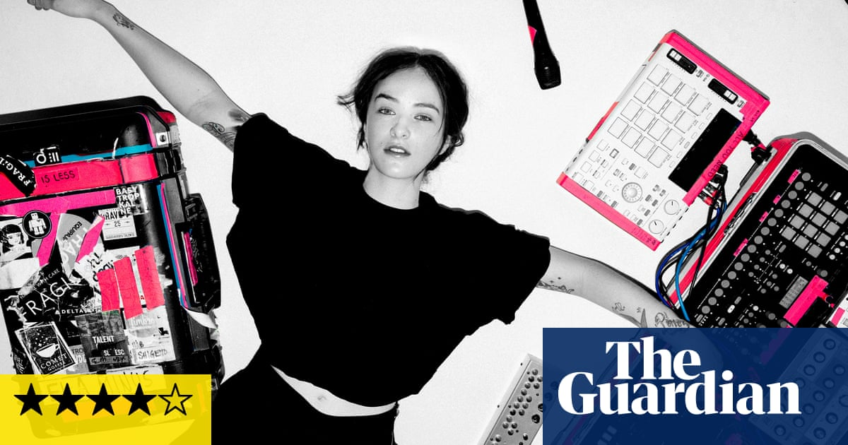 Ela Minus: Acts of Rebellion review – techno-pop for dancing, thinking and resisting