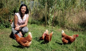 Carnivore meets prey … Liz Bonnin presents Meat: A Threat to Our Planet?