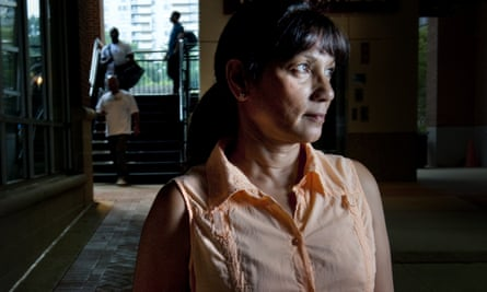 Sabrina De Sousa has always claimed she was a low-level scapegoat for crimes committed by senior Bush administration officials in connection to the 'war on terror'.