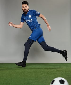 TV star Rylan Clark-Neal dressed as footballer Olivier Giroud