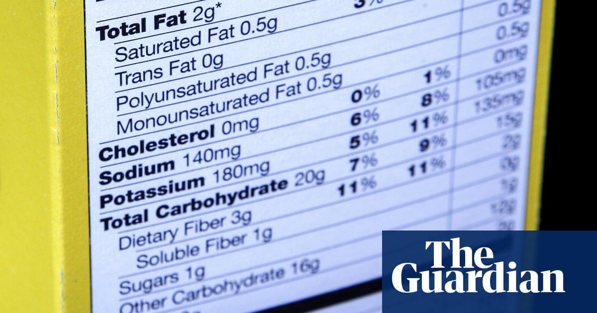 US regulators set new target to reduce salt in dozens of everyday foods