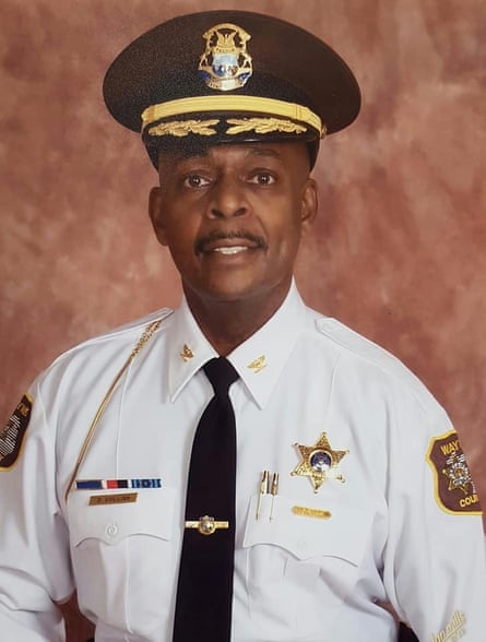 WCSO commander Donafay Collins died of Covid-19 on 25 March.