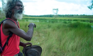 David Gulpilil in the new documentary Another Country, premiering at Melbourne International film festival.