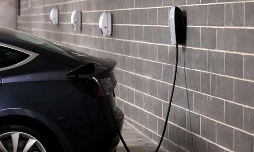 Electric car Sydney