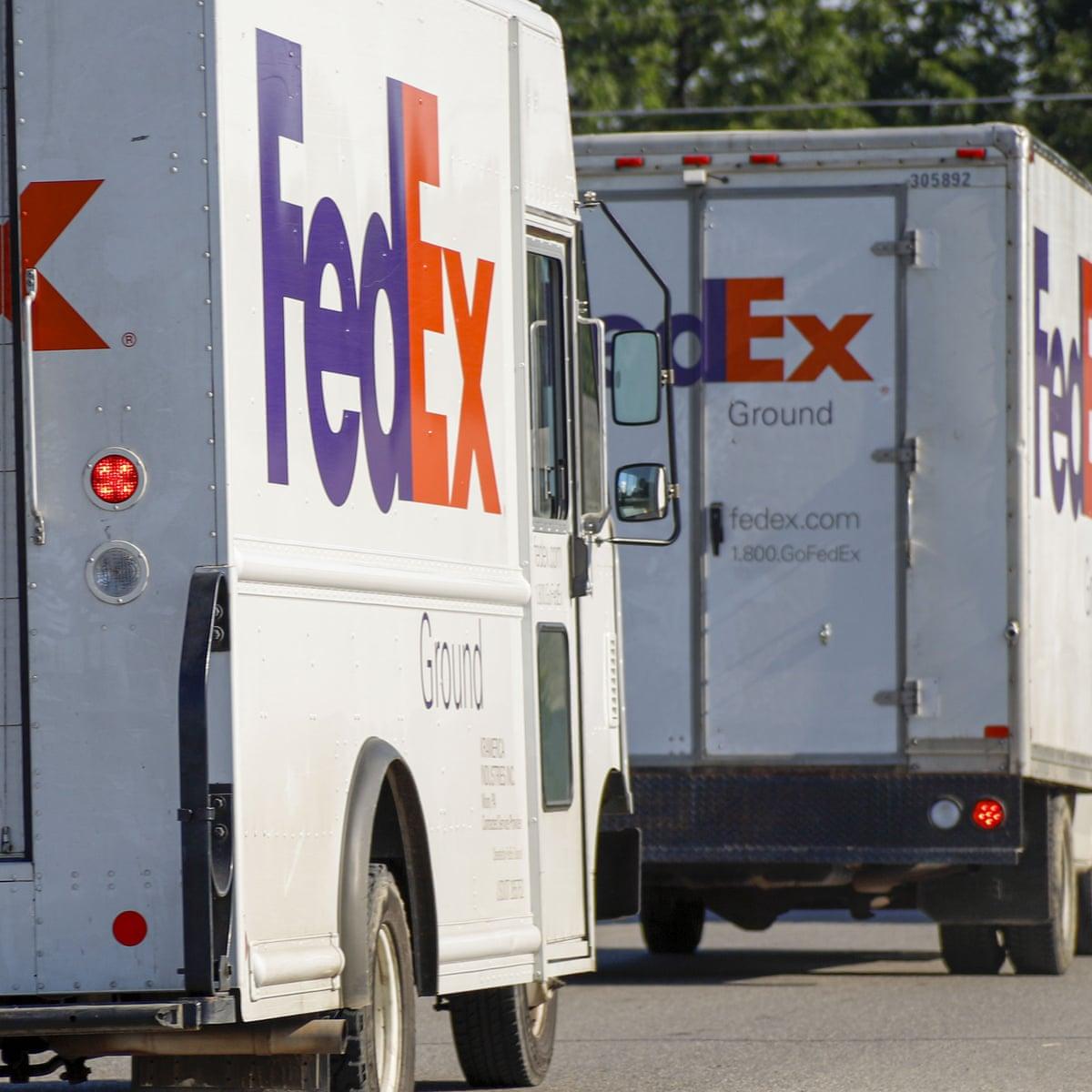 Fedex Mounts Big Money Push To Head Off Unionization By Us Workers
