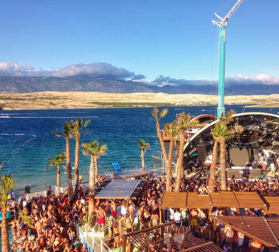 Thousands of Brits head to the sleepy island of Pag in Croatia every summer to see the best DJs on the planet at Hideout Festival