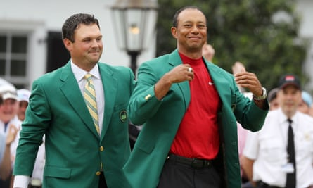 Tiger Woods got to wear the Green Jacket for the fifth time with his win at the Masters in 2019.
