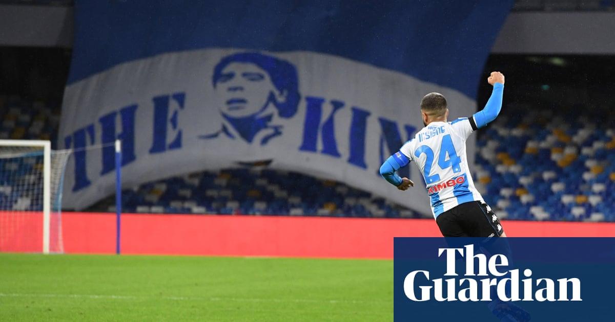 Napoli find truest tribute to Maradona by mirroring his magic against Roma | Nicky Bandini