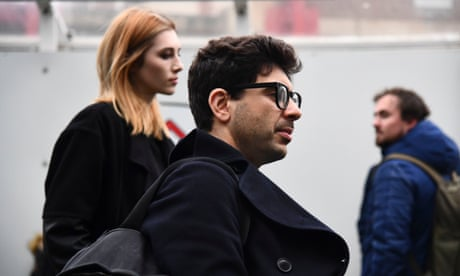 Fulham vice-chairman Tony Khan tells fan to 'go to hell' in Twitter exchange