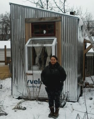 a tiny home of ones own black women embrace the small house movement