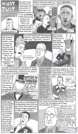 David Squires on ... Leicester City winning the Premier League