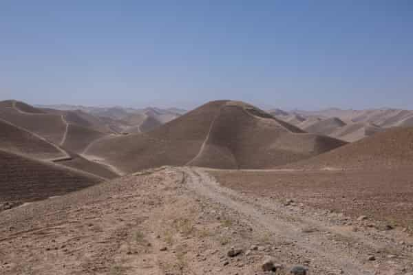 Drought in Abkamari district, Badghis province, an area affected by climate change