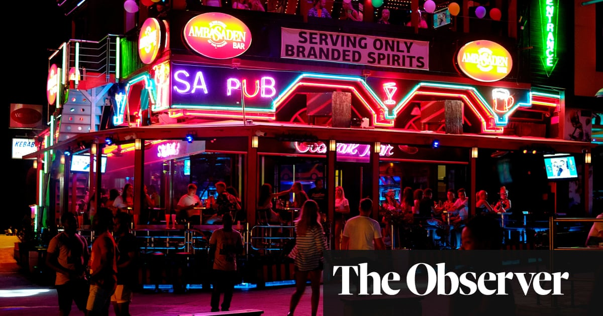 Ayia Napa: where youngsters come 'to do what they can't do at home'