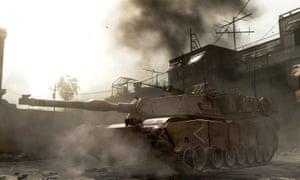 Call of Duty 4: Modern Warfare remaster
