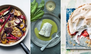 recipes from Nigel Slater, Jeremy Lee and Nigella Lawson