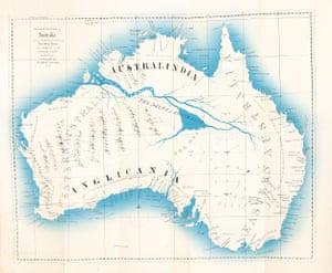 Australia's inland sea