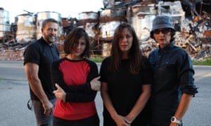 breeders music the guardian