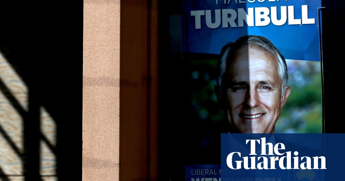 Liberals and Labor neck and neck in byelection race for Turnbull's seat – poll