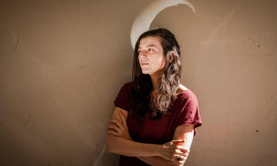 'I love the work of Elizabeth Strout – she can build characters with nothing': Samanta Schweblin in Kreuzberg, Berlin, last month
