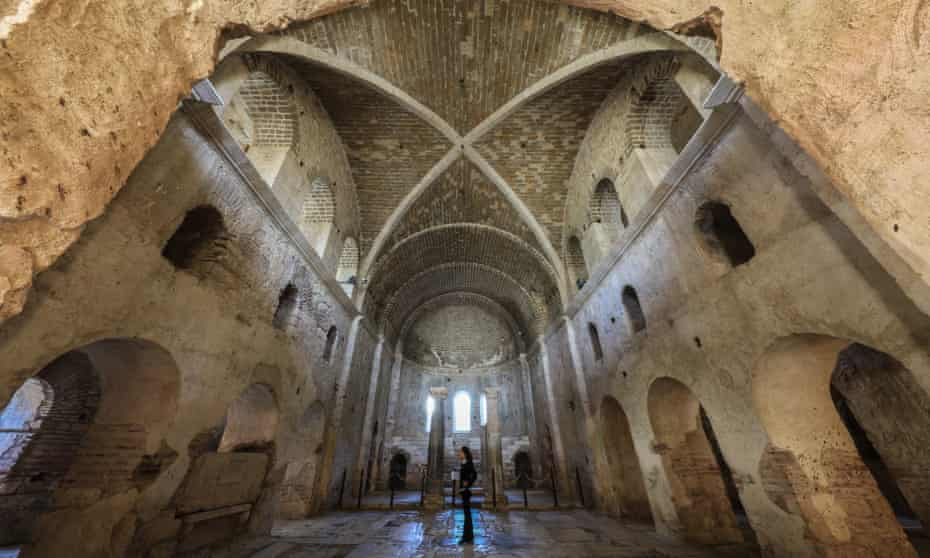 St Nicholas Church in Antalya