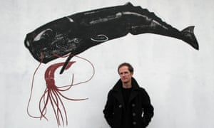 Philip Hoare: 'I fell in love with Melville as much as I had fallen in love with the whales.'
