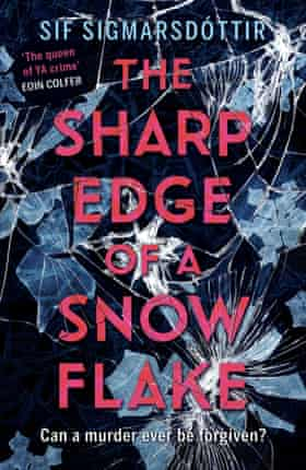 Cover of The Sharp Edge of a Snowflake