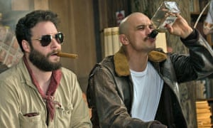 Seth Rogen and James Franco in Zeroville.