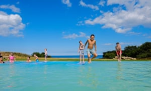 Scarborough S New Waterpark Gets Ready To Make A Splash Travel The Guardian