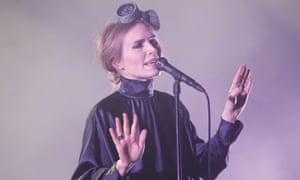 the Cardigans' Nina Persson at Manchester Apollo