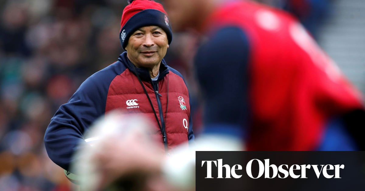 Eddie Jones: rugby union needs to speed up or we will end up like NFL