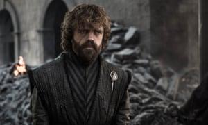 Peter Dinklage in Game of Thrones.