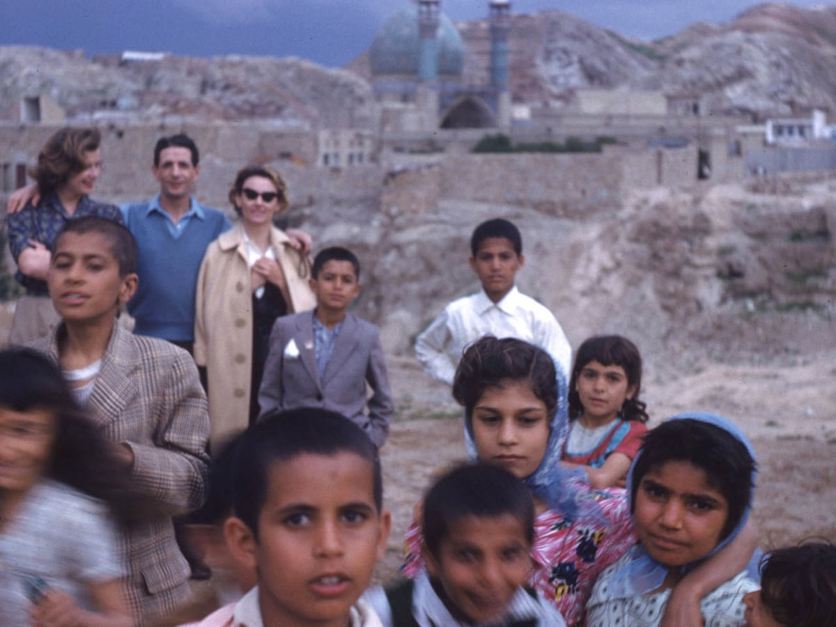 Images From A Colonial Childhood In Iran Iran The Guardian