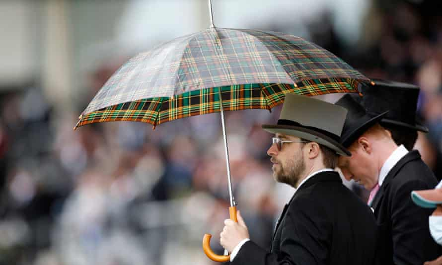 Wet conditions at Ascot have complicated an already challenging betting market