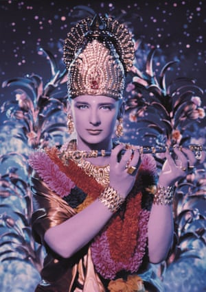 Krishna (1989) Model: Boy George Created for Blitz magazine Private collection