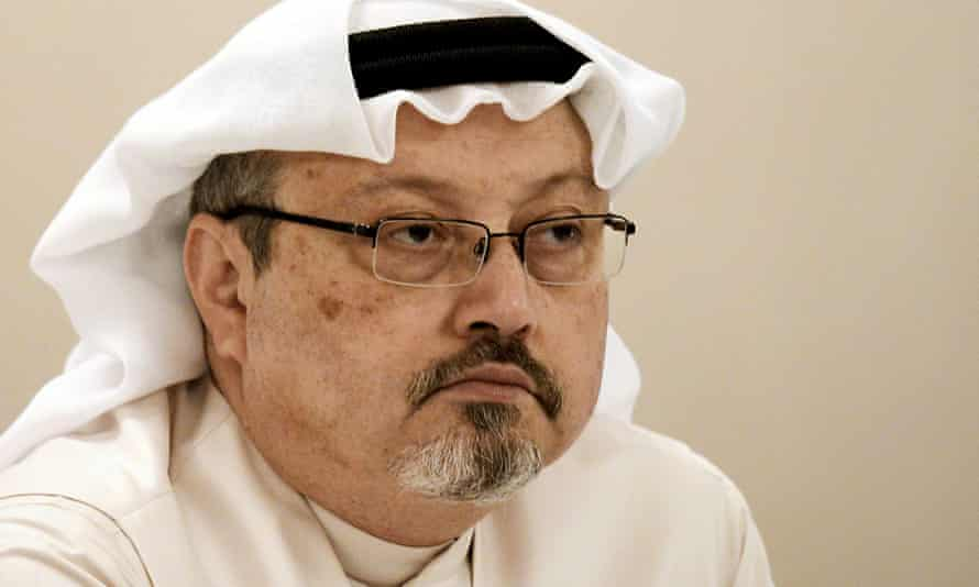 The 18 were allegedly connected to the death of journalist Jamal Khashoggi, Heiko Maas said.